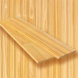 beaded paneling lookup beforebuying - Pine Beadboard Planks