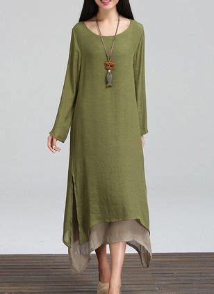 casual jurken lange mouw 25 beste idee 235 n over lange jurken op pinterest jurken