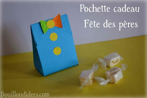Idee De Cadeau Pour La Fete Des Pere A Faire Soit Meme by Diy F 234 Tes Des P 232 Res Pochette Cadeau Bouillon