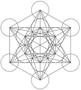 metatrons cube amp the number 13
