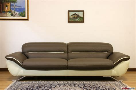 Comtemporary Sofa by Contemporary White Leather Sofa With Steel