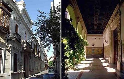 el palacio del silencio el fantasma del palacio de monsalves y la serie all 237 abajo