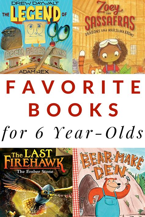 picture books for 6 year olds favorite books for 6 year olds