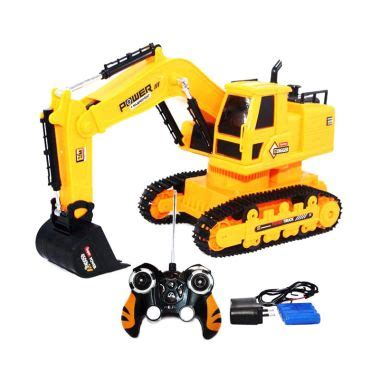 Harga Rc Excavator Di Indonesia jual olday rc heavy machine truck excavator rechargeable