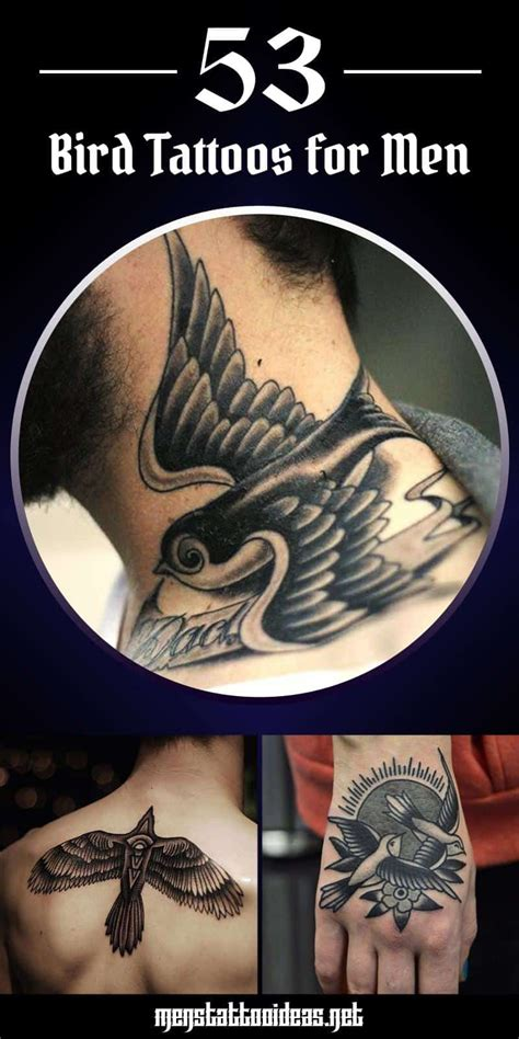 bird tattoos for men bird tattoos for bird design ideas for guys