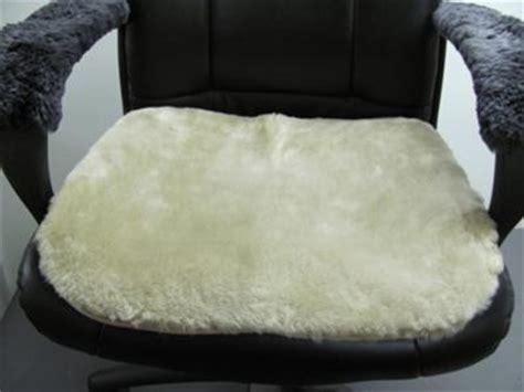 sheepskin seat pad sheepskin seat pad for 64 99 at comfy sheep