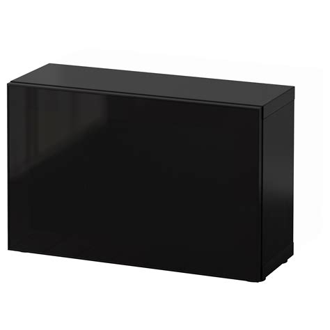 besta shelf unit with glass doors best 197 shelf unit with glass door black brown glassvik black smoked glass 60x20x38 cm