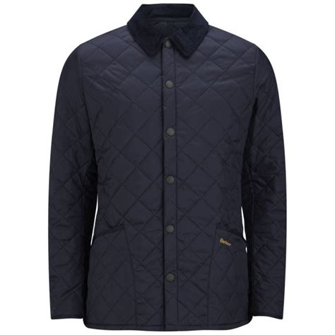 Mens Barbour Heritage Liddesdale Quilted Jacket by Barbour Heritage S Liddesdale Quilt Jacket In Blue For