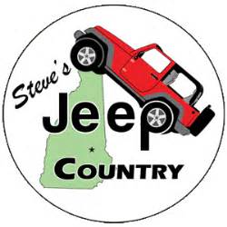 jeep country logo steves jeep country epsom nh