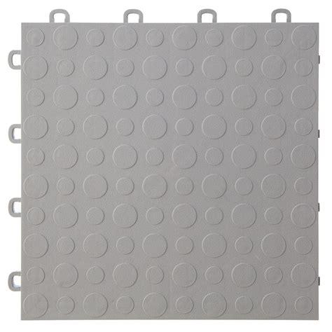 blocktile 12 in x 12 in modular interlocking garage floor tiles set of 30 b0us4630 the