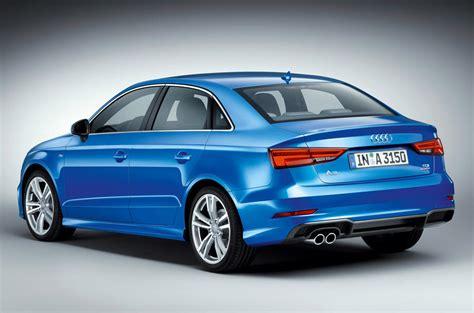 The New Audi A3 audi a3 facelift revealed autocar