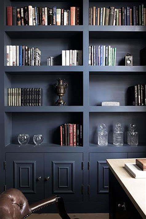 paint black books 25 best ideas about blue kitchens on