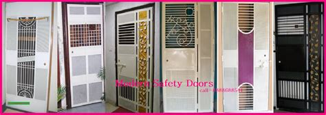 safety glass in doors safety doors metal safety doors manufacturer supplier