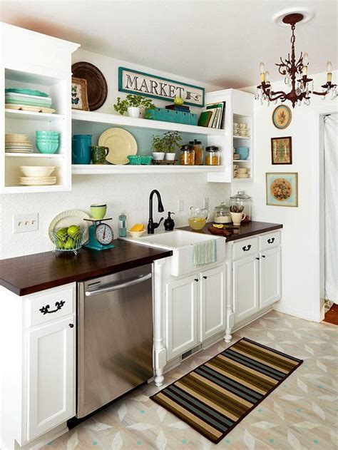 decor ideas for small kitchen modern furniture 2014 easy tips for small kitchen
