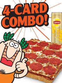 Little Caesars Gift Card - little caesar s lunch combo sweepstakes iwg win a 500 little caesar s gift