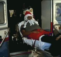 Santa Emergency Room by Santa On But The Gift Giving Continued