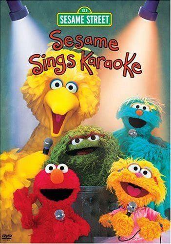 Sesame Sings Karaoke | Muppet Wiki | Fandom powered by Wikia Sesame Street Monster Hits