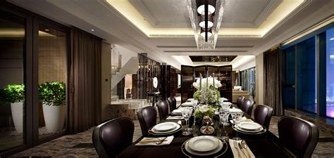 Luxurious Interior by Steve Leung Designers Project Pages