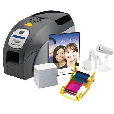 Printer Zebra Zxp Series 3 zebra zxp series 3 dual sided card printer system zxp3systemds