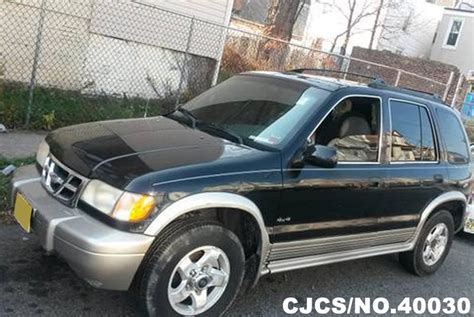 Kia 2000 For Sale 2000 Left Kia Sportage Black For Sale Stock No