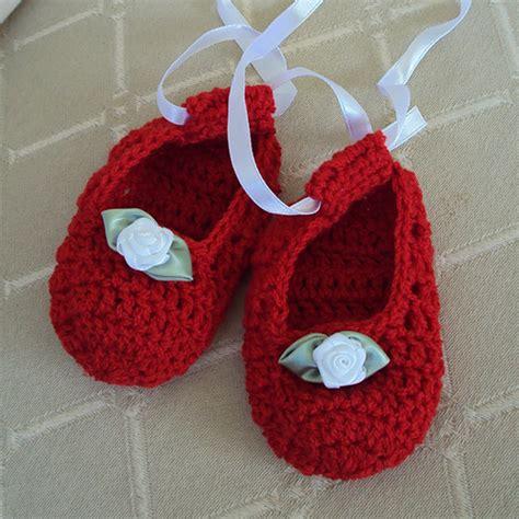 crochet baby ballet slippers free pattern princess shoes baby booties free crochet pattern ballerina