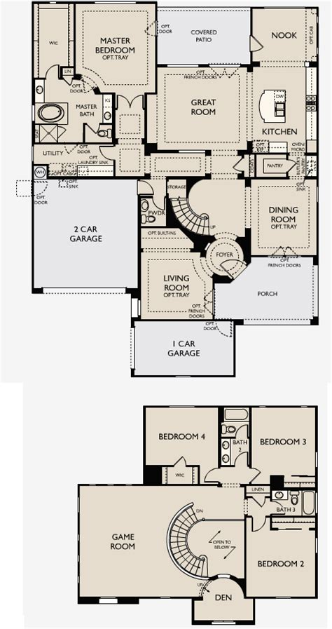 ashton woods homes floor plans ashton woods estates at ridgeview floor plans in desert ridge