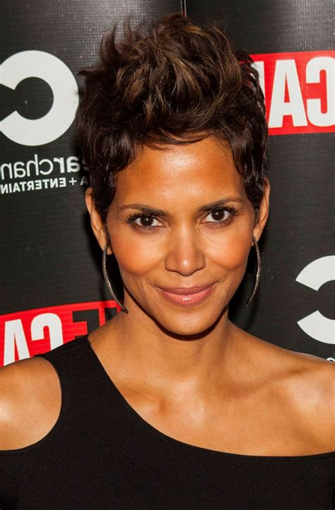 Halle Berry New Hairstyle by Halle Berry New Hairstyle New Hair Ideas 2018