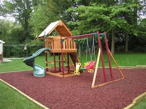 Rubber Mulch For Playground Calculator by Bulk Rubber Mulch Products For Playgrounds And Landscapes