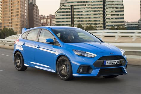 New Ford Focus RS quicker than Civic Type R, coming spring