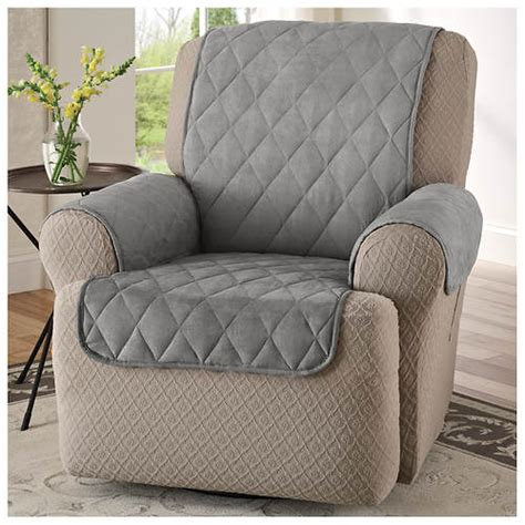 Ultimate Furniture by Ultimate Furniture Recliner Protector Stoneberry