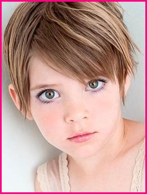 Short Hairstyles For Girls   Kids Hair Styles
