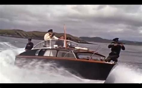 wooden boat james bond 5 of the best james bond boats boats