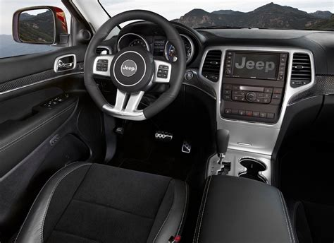 Jeep Interiors by Jeep Grand Srt8 2012 Interior Jeep Enthusiast