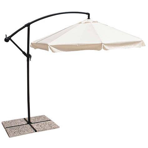 ombrellone da giardino ombrellone da giardino a sospensione braccio modulare sun
