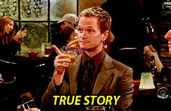 True Stories by True Story Barney Stinson Fan 31305491 Fanpop