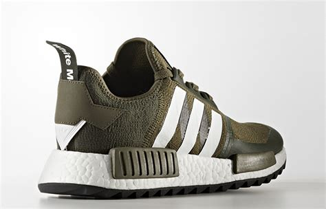 Adidas Nmd Sport For Biru Hitam Big Sale white mountaineering x adidas nmd r1 trace olive trail fastsole co uk