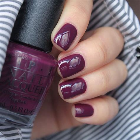 plum nail color the 25 best plum nail ideas on nail
