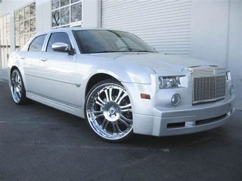 chrysler rolls royce chrysler 300c with phantom front end rb custom cars