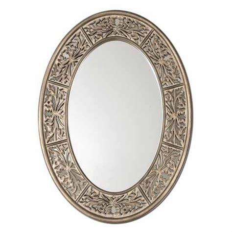 Small Oval Bathroom Mirrors | bathroom mirrors kitchensource com