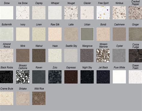 35 best images about caesarstone color palettes on
