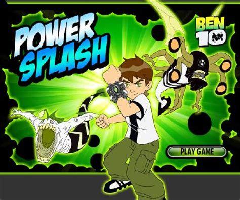 jeux de benten jeu de ben 10 virtuel en ligne et gratuit