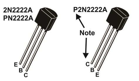 transistor c945 caracteristicas file 2n2222 pn2222 and p2n2222 bjt pinout jpg wikimedia commons