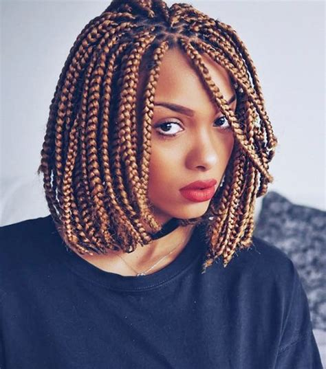 Box Braid Hairstyles Pictures by 10 Eye Catching Box Braids Medium Pictures New