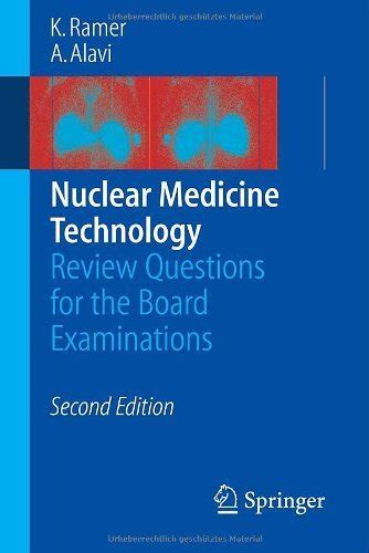 Mba Degree Nuclear Medicine Technology by Nuclear Medicine Technology By Ramer