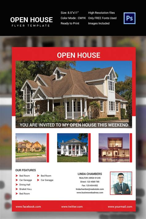 Open House Flyers Free 27 open house flyer templates printable psd ai vector
