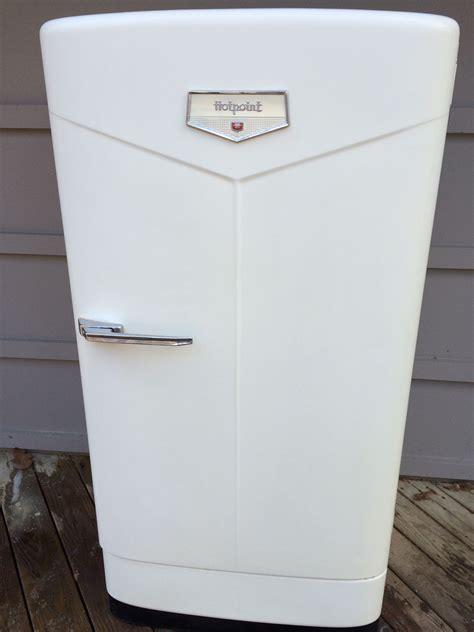 hotpoint fridge vintage refrigerator hotpoint