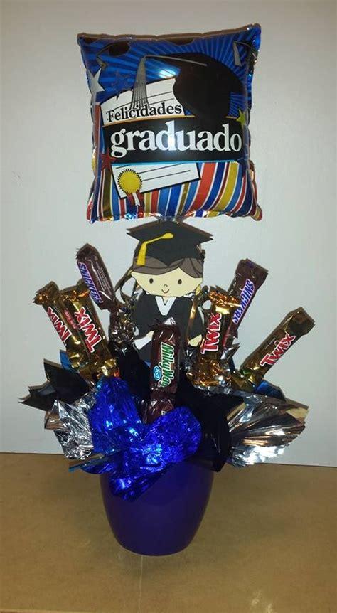 Arreglos De Graduacin | arreglo con globo y chocolates para graduaci 243 n graduation