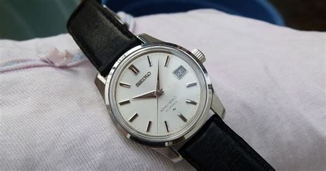 Jam Tangan King Seiko jam tangan kuno king seiko 4402 8000 manual winding