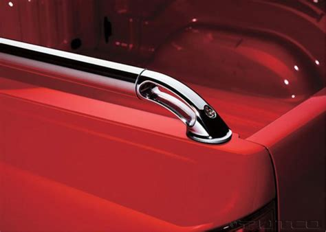chrome bed rails 2015 chevrolet colorado truck bed protection putco