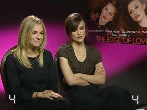 Miller Wants Keira Knightley For Twenty8twelve by Keira Knightley Vs Miller The Edge Of
